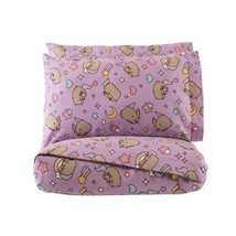PUSHEEN TEENS-KIDS GIRLS ORIGINAL LICENSED SHEET SET 3 PCS TWIN SIZE - $74.25