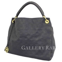 LOUIS VUITTON Artsy MM Empreinte Leather Infini Shoulder Bag Authentic 5... - $2,101.69