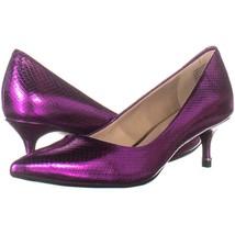 Kenneth Cole New York Morgan Kitten Heels 373, Fuschia, 6 US / 36 EU - $39.35