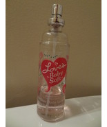 LOVE'S BABY SOFT  ALL OVER BODY SPRAY 2.5 OUNCE  USED 35% FULL  CLEAN  P... - $10.99