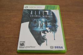 Aliens: Colonial Marines  (Microsoft Xbox 360, 2013) - $5.38