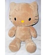 Build a Bear Sanrio Hello Kitty Tan Plush Stuffed Animal Sun Kissed No Bow - $16.71
