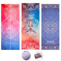 Soul Inner Harmony Balance East Philosophy Harmony Yoga Mat Full Lotus T... - $39.89