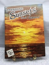 Walter T Foster Painting Sunsets 101 Violet Parkhurst How To Paint Book 8C - $9.99