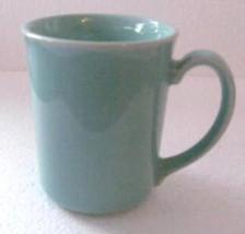 1970's Vintage Corning (1) Original Aqua Green Color Collectible Coffee Mug, NY, - $14.99