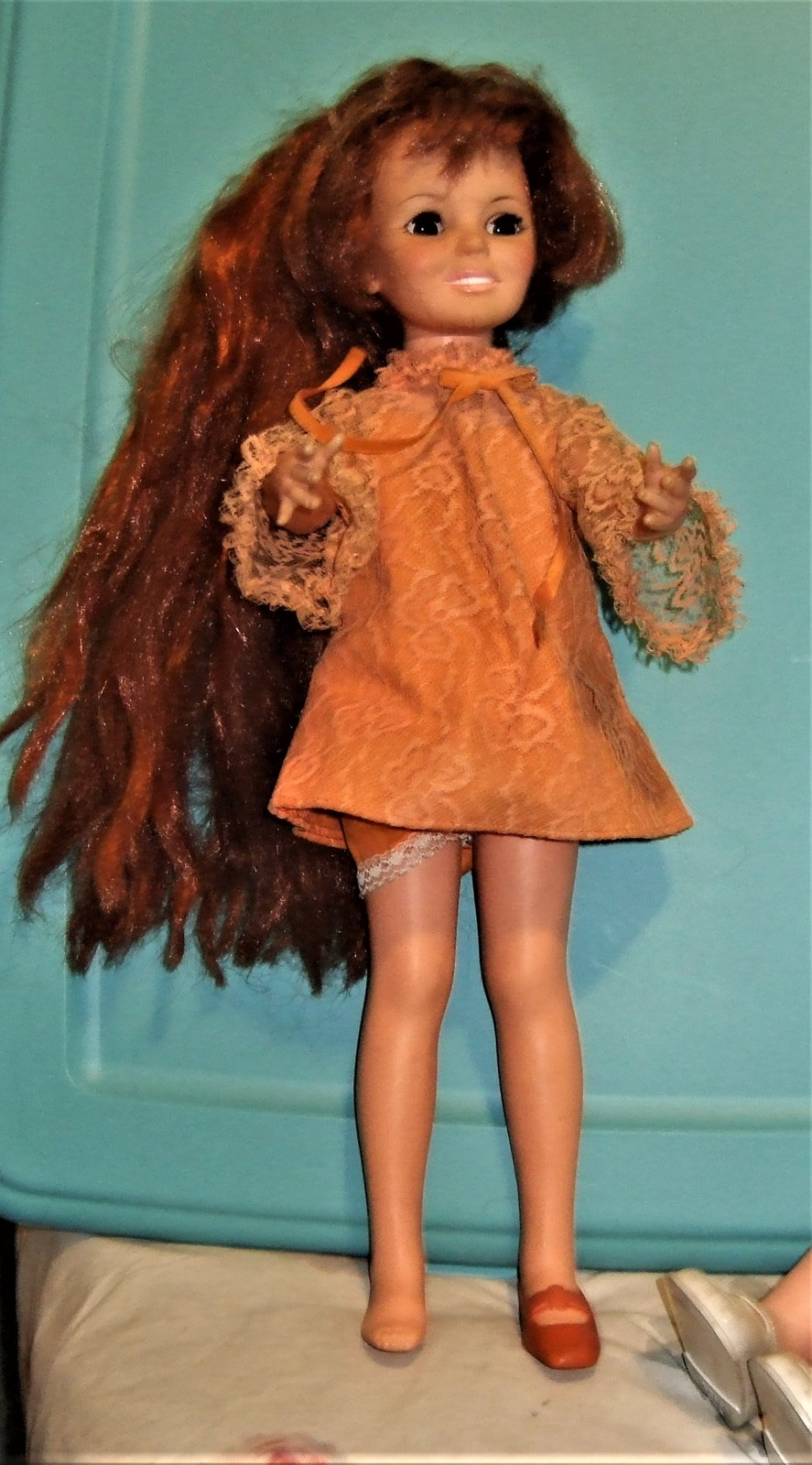 Primary image for Crissy Doll With Growing Hair - Vintage