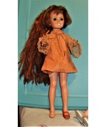 Crissy Doll With Growing Hair - Vintage - $29.95