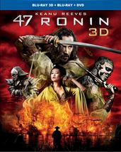 47 Ronin (3D + Blu-ray + DVD)