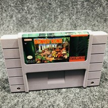 Donkey Kong Country (Super Nintendo, 1994) SNES Authentic Game Cart Only - $19.79