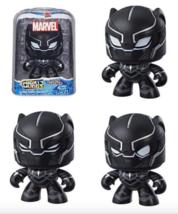 Hasbro Marvel Mighty Muggs Black Panther #07 Figurine - $10.88