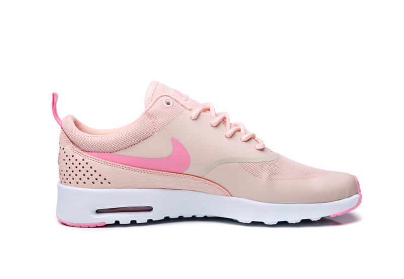 Nike Women's Air Max Thea Shoes NEW AUTHENTIC Pink/Bright Melon 599409-610 image 2