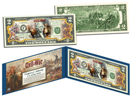 American CIVIL WAR * Battle of New Orleans * Legal Tender U.S. Colorized... - $13.06