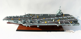 USS Gerald R. Ford CVN 78 Aircraft Carrier - Handcrafted Model Scale 1/350 NEW - $699.00