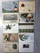 vintage christmas lot Of 10 - $14.03