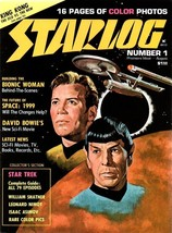 Starlog Magazine #1 - Aug 1976, NM- CONDITION - FREE S/H - GORGEOUS! - $43.12