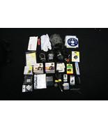 DSLR Camera Accessory Kit - 27+ Pieces /w Vivitar Camera Bag - $49.99