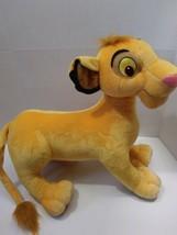 """Disney's The Lion King Young Simba Jumbo 20"""" Plush Hasbro New With Tags - $32.88"""