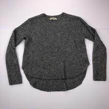 Ann Taylor Women's Medium Gray Long Sleeve Sweater  - $26.71