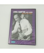 Lionel Hampton Jazz Legend King of the Vibes DVD New, sealed.  - $20.00