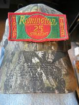 Remington 25 Recto Fieltro Trampa Federal Munición Mfg Co. 12 Ga. Anunci... - $19.00