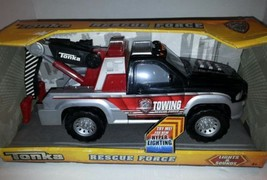 Tonka Rescue Force Towing Truck with Lights & Sounds. NEW IN BOX! - $22.00
