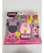 Disney Minnie Fun Nail Kit New In box Nail Dryer Disney Junior - $30.00