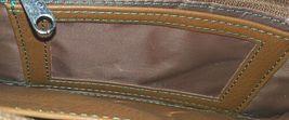 Gem Dandy Accessories John Deere Embossed Tan Floral Clutch image 7