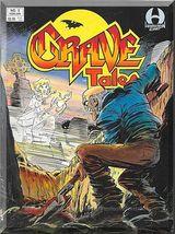 Grave Tales #3 (1992) *Modern Age / Hamilton Comics / 6 Tales Of Terror* - $3.00
