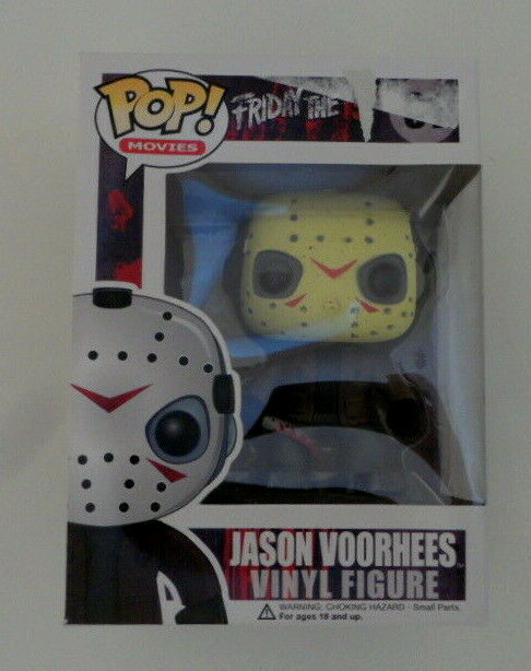 FUNKO POP! MOVIES: FRIDAY THE 13TH - JASON VOORHEES #01 VINYL FIGURE