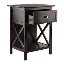 Winsome Wood 23419 Xylia Accent Table Coffee - $82.24