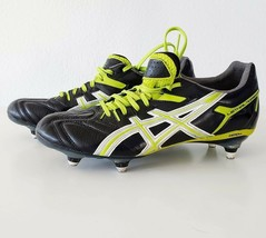 ASICS Men's Lethal Tigreor 6 ST Soccer Rugby Shoes Boots Size 9.5 P302Y - $49.95