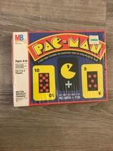 Vintage Pac Man Card Game Milton Bradley Math Educational Fun Usa - $19.99
