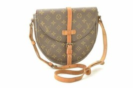 LOUIS VUITTON Monogram Chantilly GM Shoulder Bag M51232 LV Auth sg020 **... - $298.00