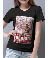 Allen- Iverson Women's Black T- Shirt - $15.99+