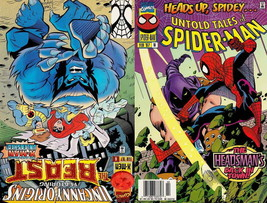 Untold Tales of Spider-Man/Uncanny Origins #6 VG; Marvel | low grade com... - $2.50