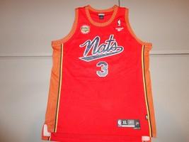 Allen Iverson THROWBACK  Philadelphia 76ers Syracuse Nationals Reebok Je... - €46,78 EUR