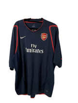 MENS XXL Arsenal NIKE Soccer Football Futbol Jersey - $29.69