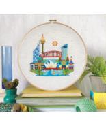 Pretty Little Sydney cross stitch chart Satsuma Street - $9.00