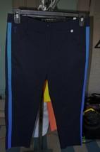 GOLFINO CROPPED CAPRI GOLF PANTS WOMEN'S SZ 10 $149 NWOT - $39.99