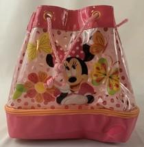 Disney Minnie Mouse Mini Beach Backpack Girls - $12.92