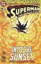 Superman: The Man of Steel, Edition# 64 [Comic] [Jan 01, 1997] DC - £3.86 GBP