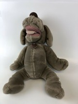 GANZ GANZBROS 1981 Wrinkles the Dog Hand Puppet Stuffed Plush Toy - $13.86
