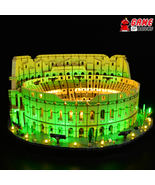 LED Light Kit for Colosseum - Compatible with Lego 10276 Set - $96.99