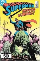 Superman Comic Book #417 DC Comics 1986 NEAR MINT NEW UNREAD - $7.84