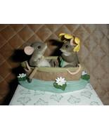 Charming Tails - ROWBOAT ROMANCE - CRUISE -  RARE ! - $44.54