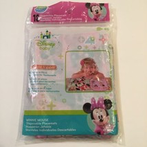 Neat Solutions Disney Minnie Mouse Table Topper Disposable Placemats Ope... - $9.99