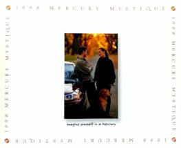 1998 Mercury MYSTIQUE brochure catalog US 98 GS LS - $6.00