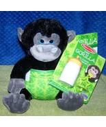 """Melissa & Doug Baby Gorilla Plush 11""""H NWT - $15.88"""
