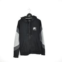 Vintage Nike zip up hoodie longsleeve tee pullover sweatshirt windbreake... - $40.00
