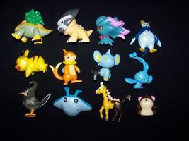 Pokemon PVC Nintendo figure lot 12 Pikachu & more - $29.99